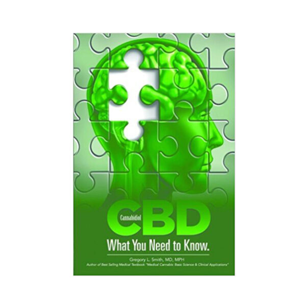 cbd - all you need to know book