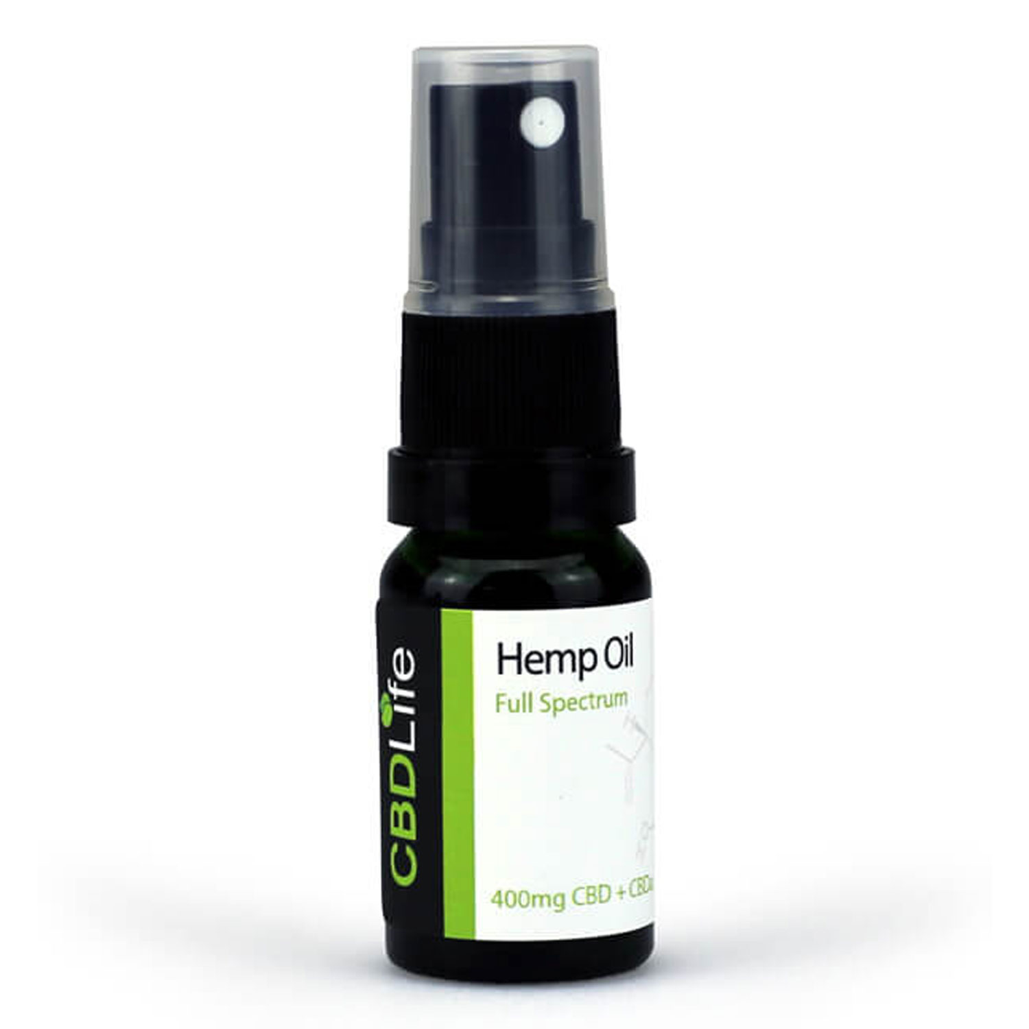 cbd life hemp oil spray