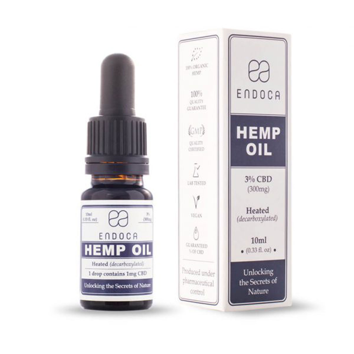 endoca cbd oil 3%