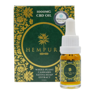 Hempura broad spectrum cbd oil 10%